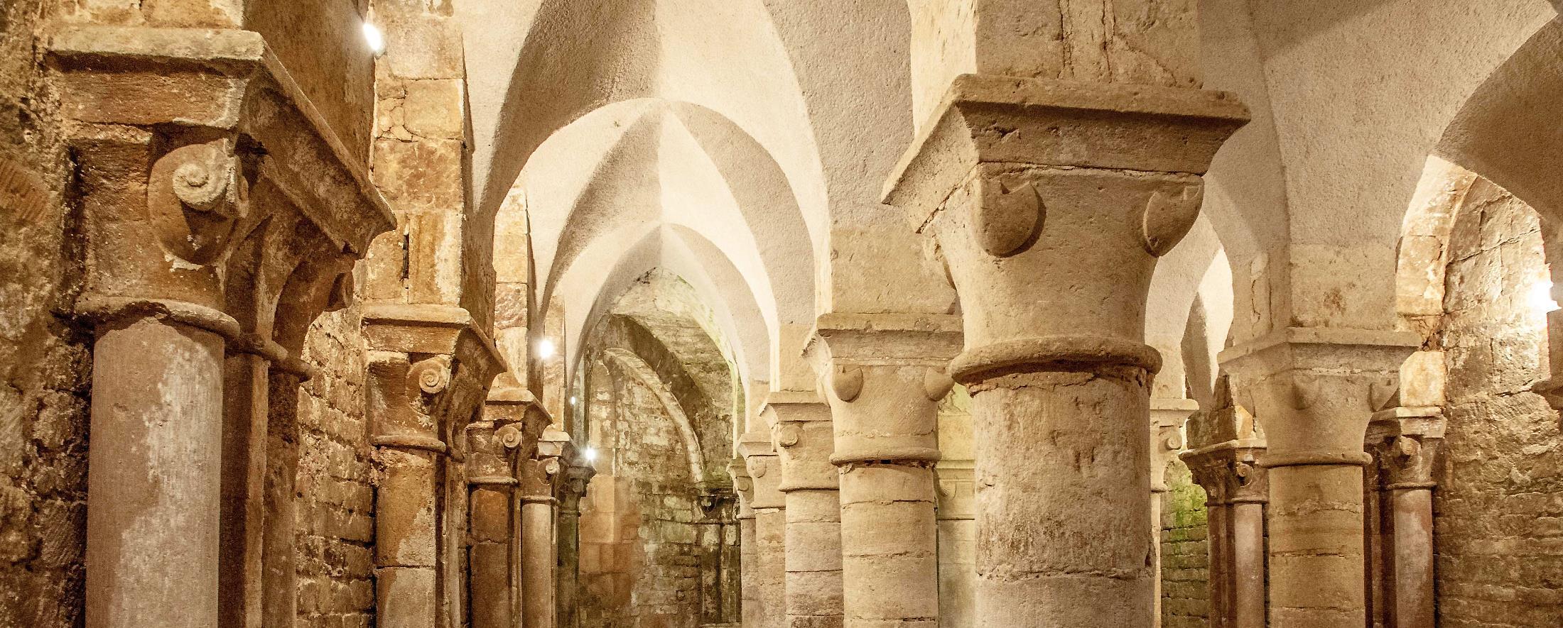 Crypte Les Essarts